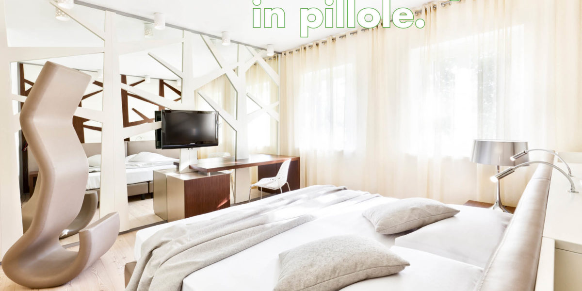 Hotel Design in Pillole