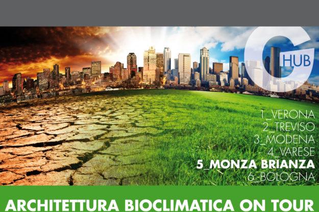 Architettura Bio-Climatica On tour (Monza e Brianza)