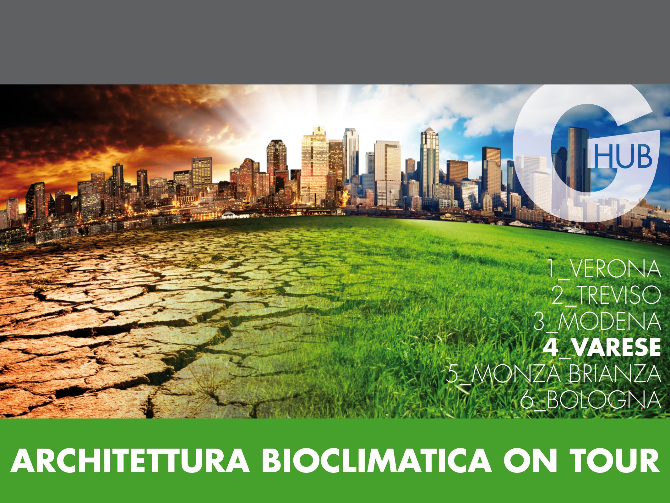 Architettura Bio-Climatica On tour